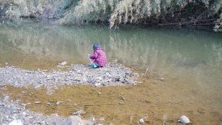 イレブンオートキャンプパークで川遊び!小櫃川までの道が壮絶だった件