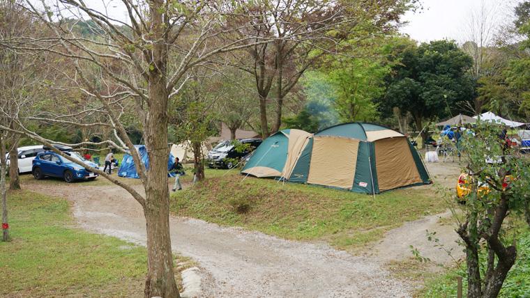 かずさオートキャンプ場 良い薪と炭と花火…からの大雨キャンプの話