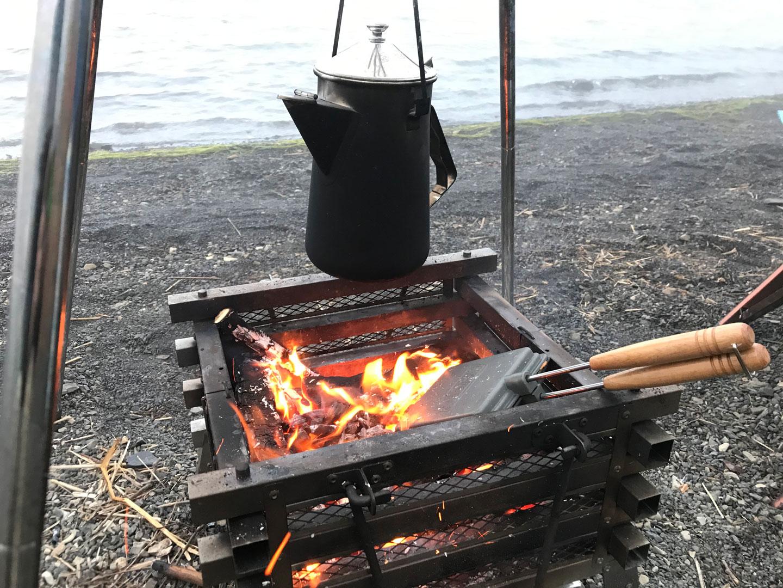 浩庵キャンプ場(本栖湖)に行ってきた!ゆるキャン△でお馴染みの聖地で冬キャンプ!