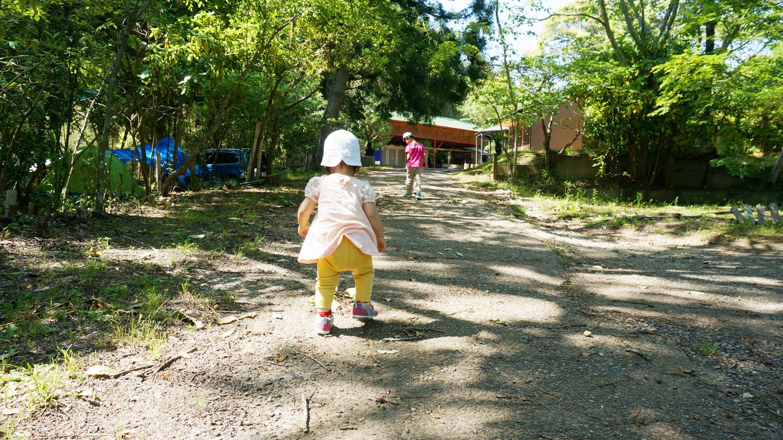 オートキャンプフルーツ村で春キャンプ!川遊びが楽しすぎる