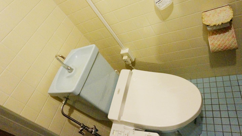 本栖湖セントラルロッジ(浩庵)トイレ