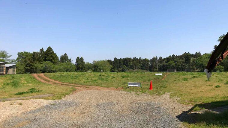 千葉ウシノヒロバ キャンプ場行ってきた!草原オートサイトにロッジも登場、設備が綺麗で高規格だった